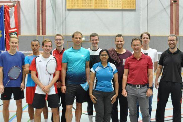 ASKÖ Bundes-Meisterschaften 2019, Mödling