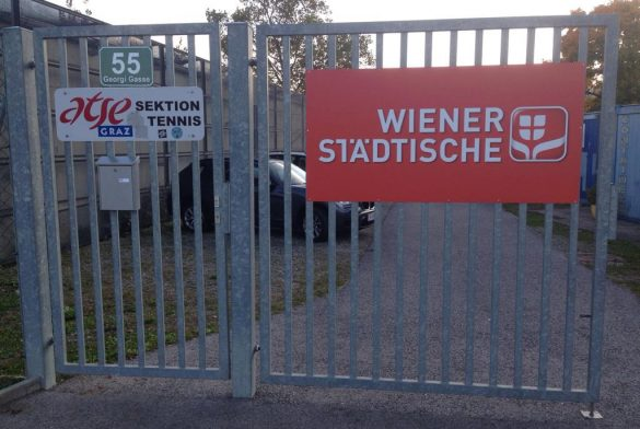 ATSE Graz Tennisanlage