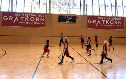 U12: Gutes Spiel gegen Gratkorn