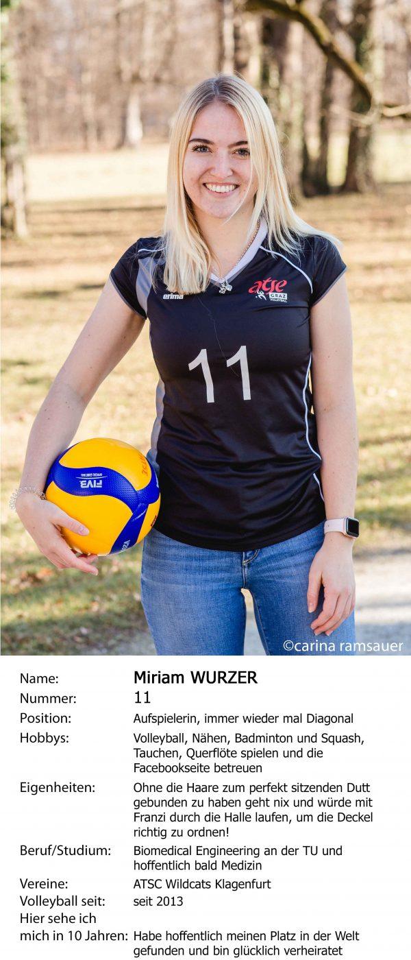 Miriam Wurzer