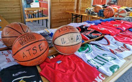 Basketball Flohmarkt