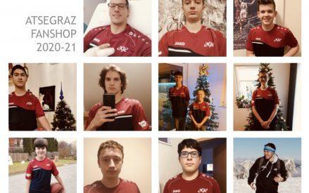 ATSE Fanshop Katalog 2020-21